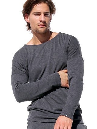 Rufskin Ember Rayon Knit Long Sleeve Shirt