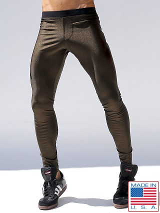 Rufskin Stellar Aries Sport Leggings Bronze