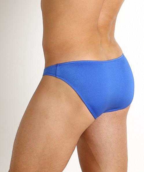 Rick Majors Power Spandex Super Low Rise Bikini Royal