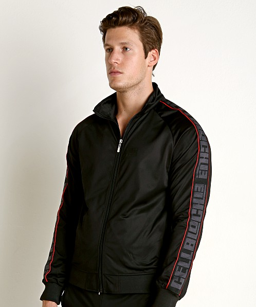 Cell Block 13 Arena Track Jacket Black/Red