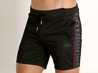 Cell Block 13 Arena Track Short Black/Red
