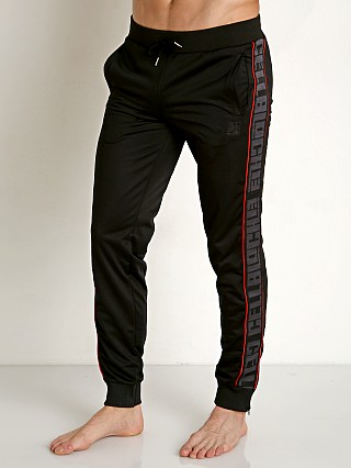 Cell Block 13 Arena Track Pant Black/Red