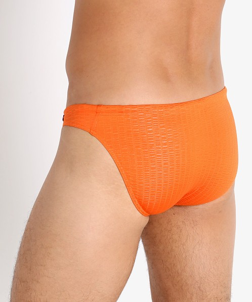 Olaf Benz Blu 2052 Super Low Rise Swim Brief Mango