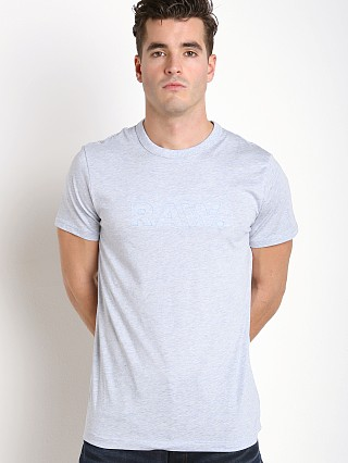 G-Star Hodin NY Jersey T-Shirt Sea Heather
