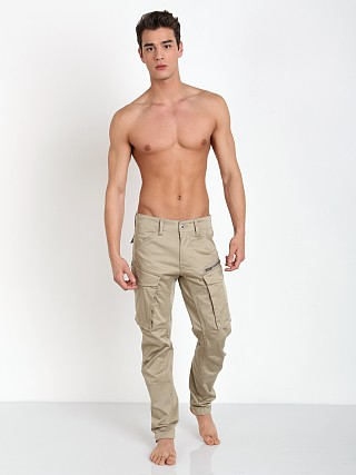 G-Star Rovic Zip 3D Tapered Pants Dune