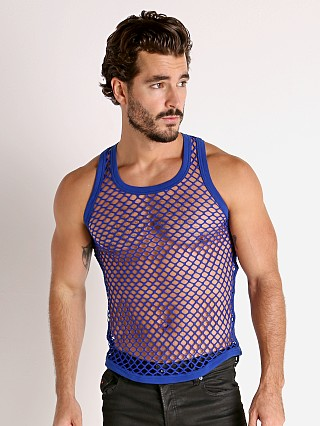 You may also like: Modus Vivendi Trapped Fishnet Tank Top Blue