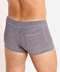 Modus Vivendi Smooth Knit Short Charcoal Grey, view 4