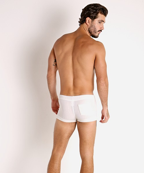 Modus Vivendi Smooth Knit Short Off-White