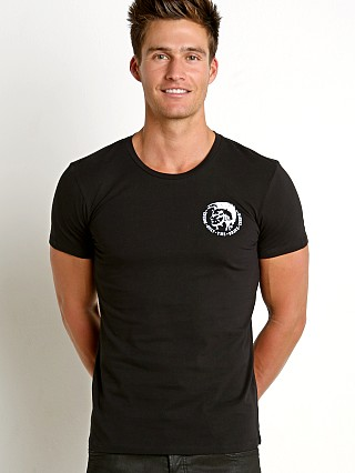 Complete the look: Diesel Mohican Randal T-Shirt Black