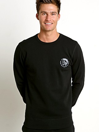 Diesel Willy Sweat Shirt Black