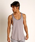 Go Softwear Moderne Classic Muscle Tank Top Pewter, view 3