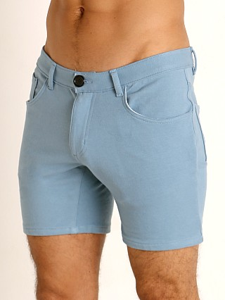 Complete the look: Go Softwear Moderne 5-Pocket Short Slate Blue