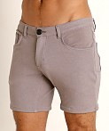 Go Softwear Moderne 5-Pocket Short Pewter, view 3