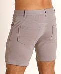 Go Softwear Moderne 5-Pocket Short Pewter, view 4