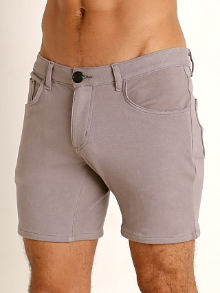 Complete the look: Go Softwear Moderne 5-Pocket Short Pewter