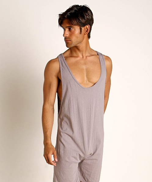 Go Softwear Moderne Step-In Lounge Bodysuit Pewter