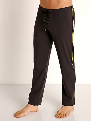 You may also like: Sauvage Lace-Up Nylon Lycra Workout Pants Black
