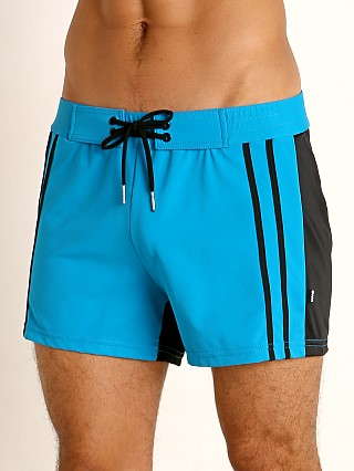 You may also like: Sauvage Moderno Two-Tone Swim Short Teal/Black