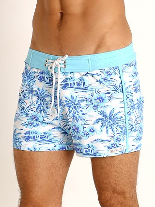 You may also like: Sauvage Retro Lycra Swim Short Sky Hawaii Print