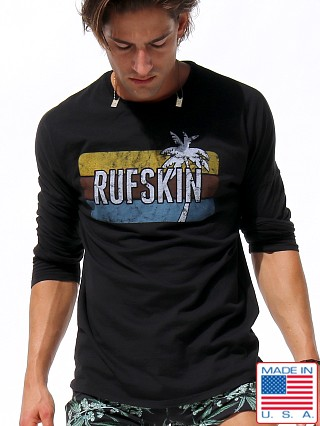 Rufskin Sunset LS Custom Longsleeve Shirt Black