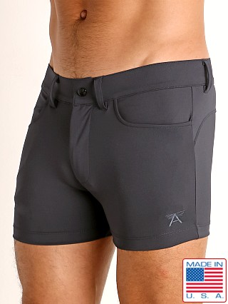LASC Retroactive Scouting Shorts Graphite