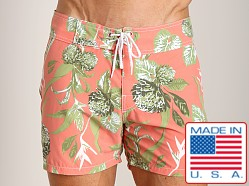 Sauvage Laguna Surf Short Coral Flower