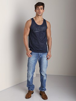 G-Star Attacc Low Straight Jeans Thrive Denim