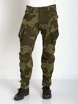G-Star RCO Rovic 3D Loose Tapered Pants Sage