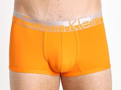 Calvin Klein Magnetic Micro Low Rise Trunk Vibrant Orange