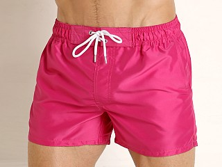 2xist Essential Ibiza Swim Shorts Very Berry