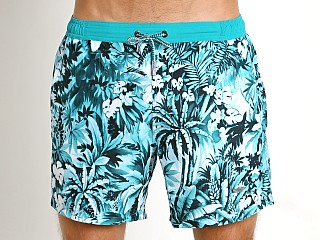 Hugo Boss Mandarinfish Swim Shorts Teal