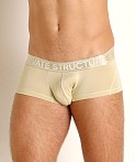 Private Structure Platinum Bamboo Trunk Pale Khaki, view 3