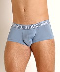 Private Structure Platinum Bamboo Trunk Air Force Blue, view 3