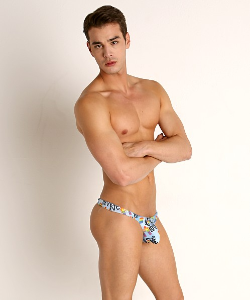 Rick Majors Low Rise Swim Thong Love Is Love