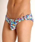 Rick Majors Low Rise Swim Brief Scintillate, view 3