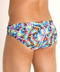 Rick Majors Low Rise Swim Brief Scintillate, view 4