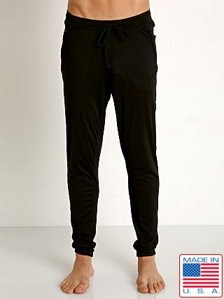 LASC Athlete's Zip Pant Black