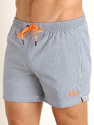 Hugo Boss Velvetfish Swim Shorts Navy