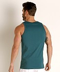 Hugo Boss Beach Tank Top Green, view 4