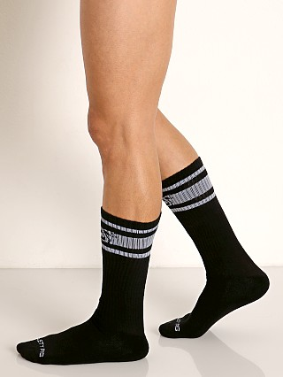 Nasty Pig Hook'd Up Sport Socks Black