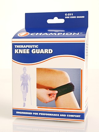 Model in  PCP Champion Therapeutic Knee Guard