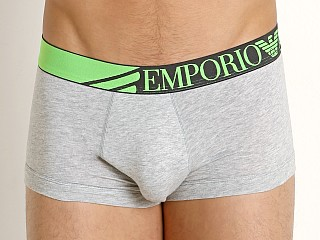 Emporio Armani Colorplay Trunk Melange Grey