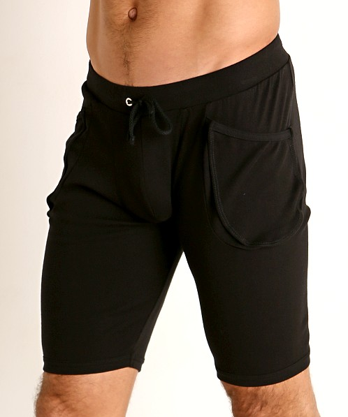 Go Softwear Lumberjack Yoga Short Black