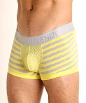 Modus Vivendi Pop Perforated Mesh Trunk Yellow, view 3