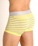 Modus Vivendi Pop Perforated Mesh Trunk Yellow, view 4