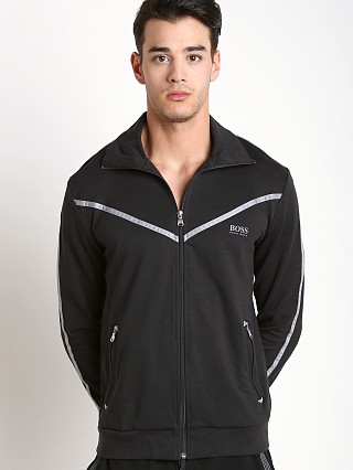 Hugo Boss Innovation 5 Zipper Jacket Black