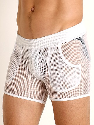 You may also like: Go Softwear Pool Party Stretch Mesh Short White