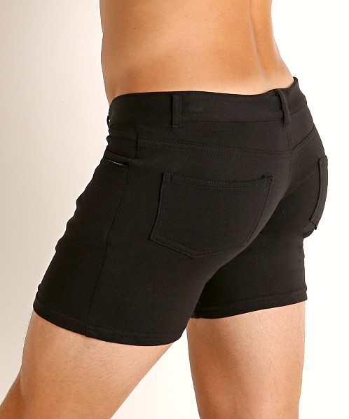Go Softwear Havana 5-Pocket Short Black