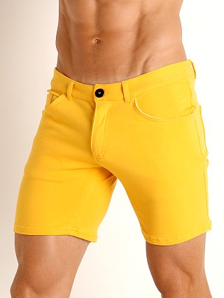 Complete the look: Go Softwear Havana 5-Pocket Short Sunset Gold