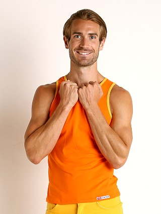 Complete the look: Go Softwear Havana Classic Tank Top Mandarin